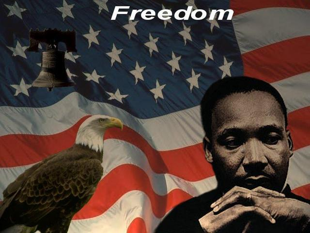 Martin Luther King  Free At Last